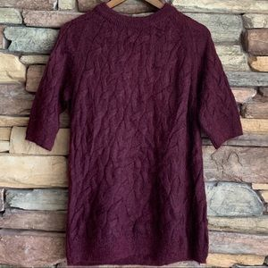 COS Cable Knit Sweater Jumper Size Small